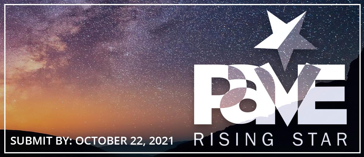 PAVE Rising Star