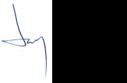 Jay Hartzell signature