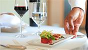 World-class dining