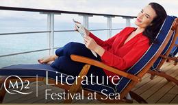 QM2 Literature Festival at Sea