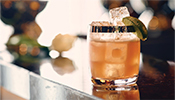 Complimentary premium drinks