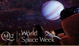 QM2 World Space Week
