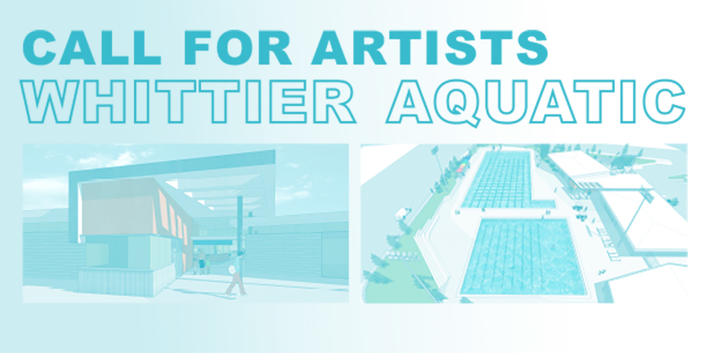 Call For Artists: Whittier Aquatic