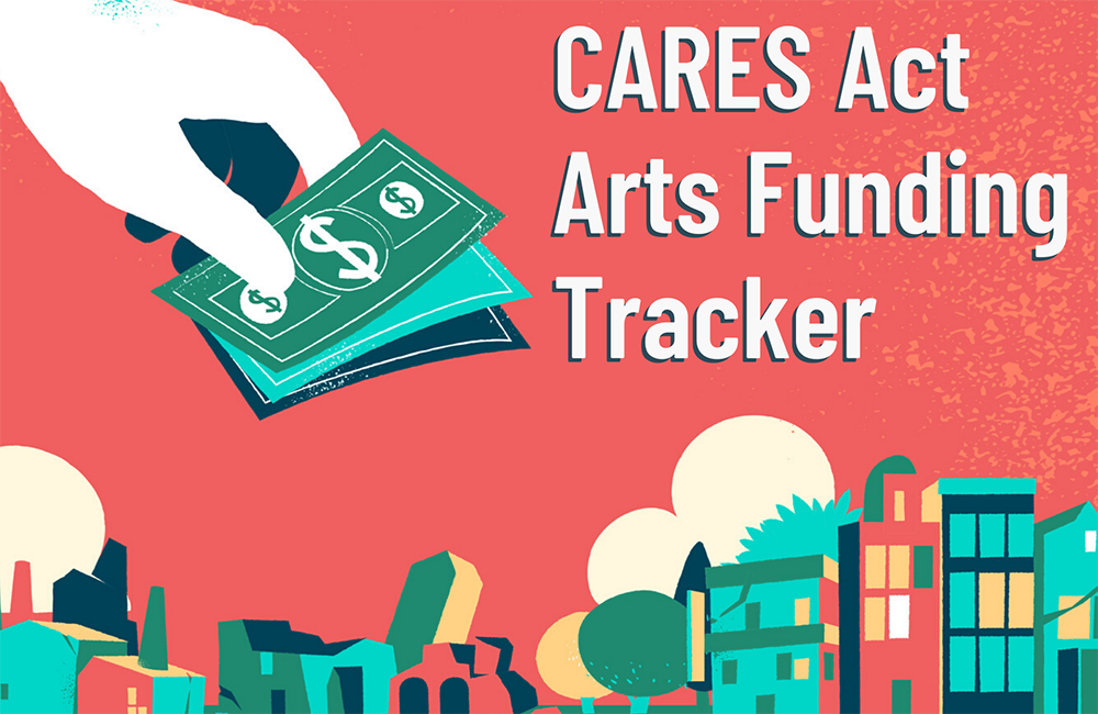 CARES Act Arts Funding Tracker