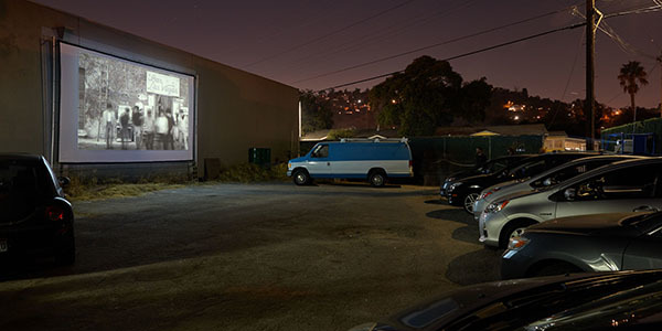 Reopening Drive-In Theaters