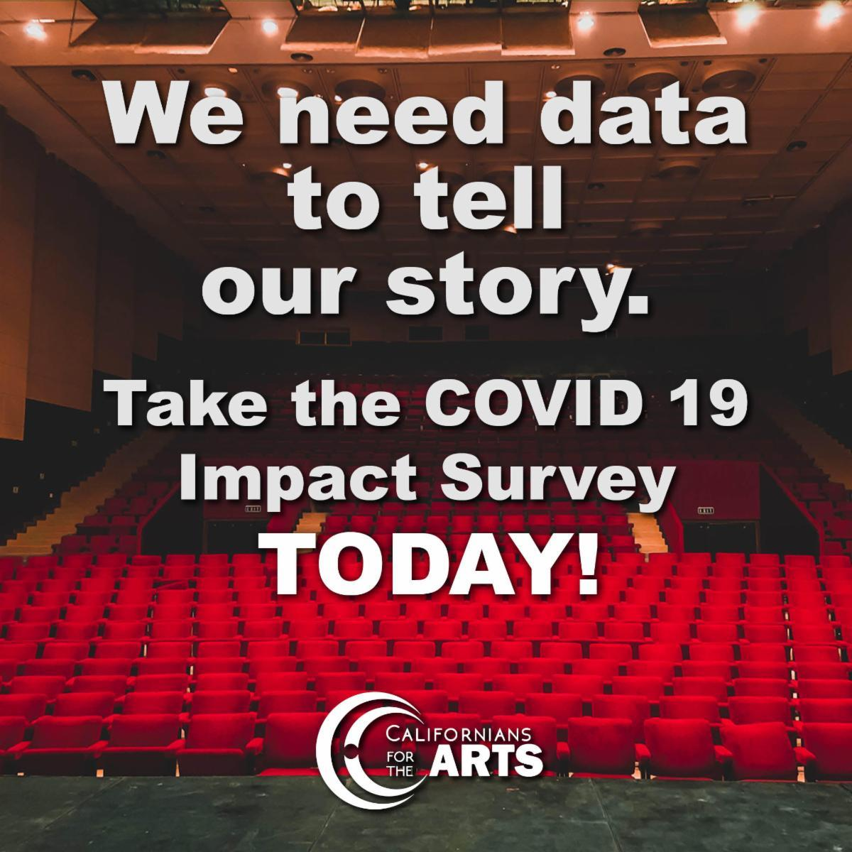 Take the Covid-19 Impact Survey Today