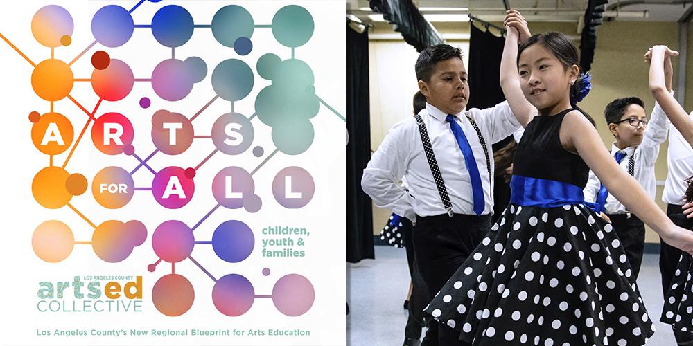 LA County's New Regional Blueprint for Arts Education