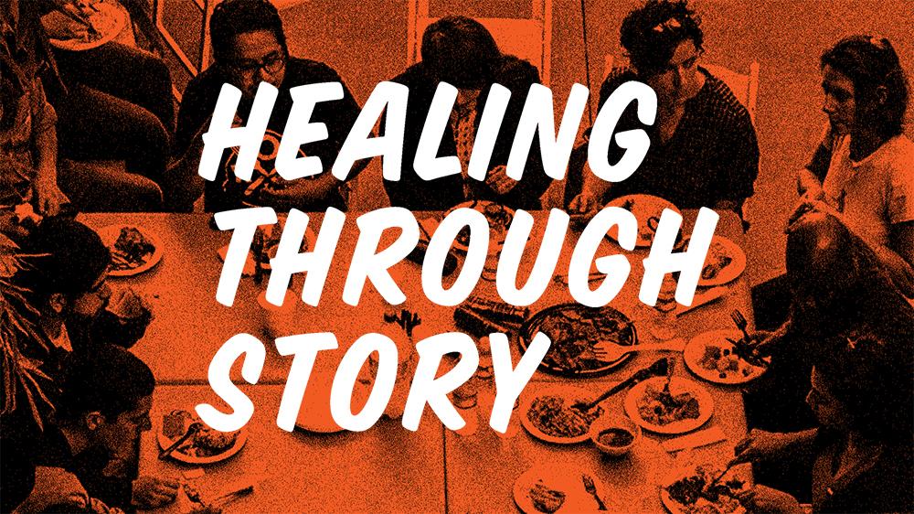 Healing Through Story by Anu Yadav