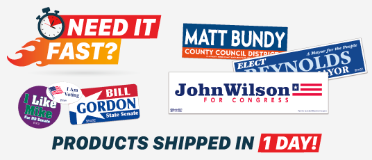 One Day Political Products