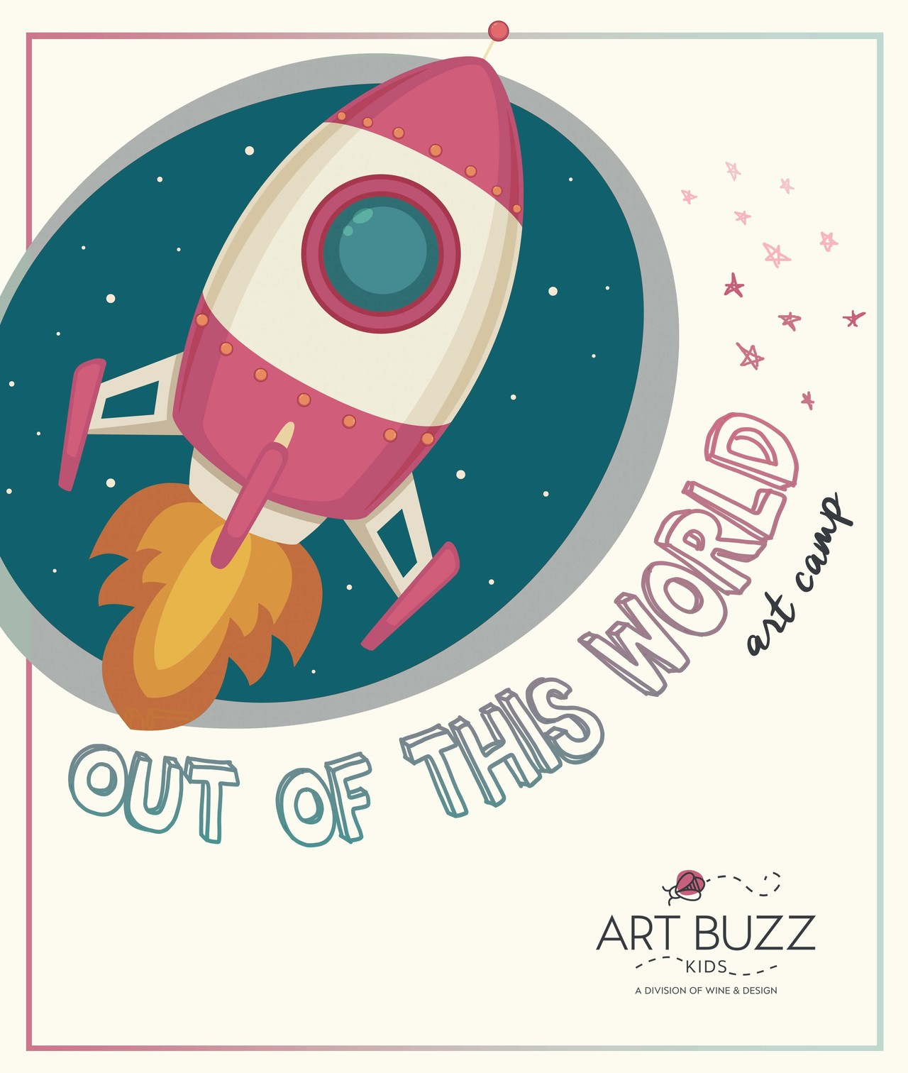 Out of This World Summer Art Camp for Kids