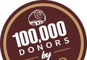 100,000 Donors by 2020